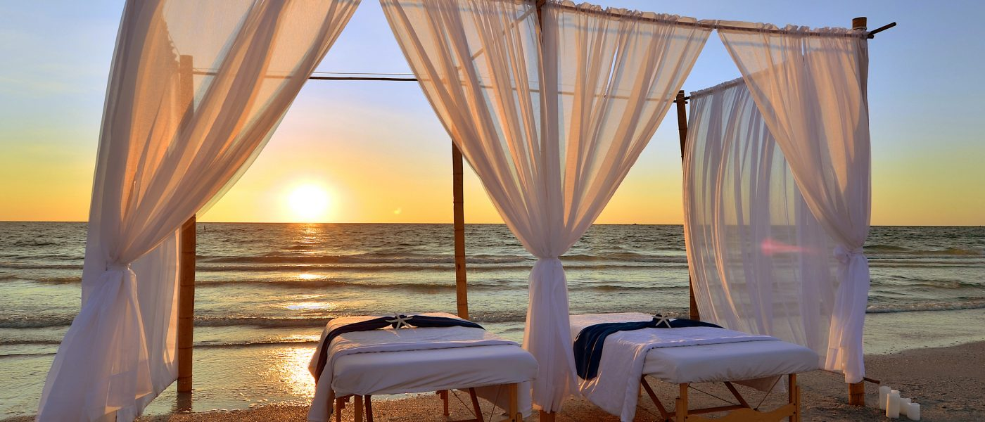 All Day Spa Package Loews Don Cesar Resort St Pete