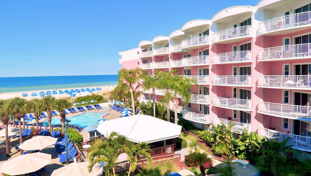 st pete beach hotels beach house suites. Black Bedroom Furniture Sets. Home Design Ideas