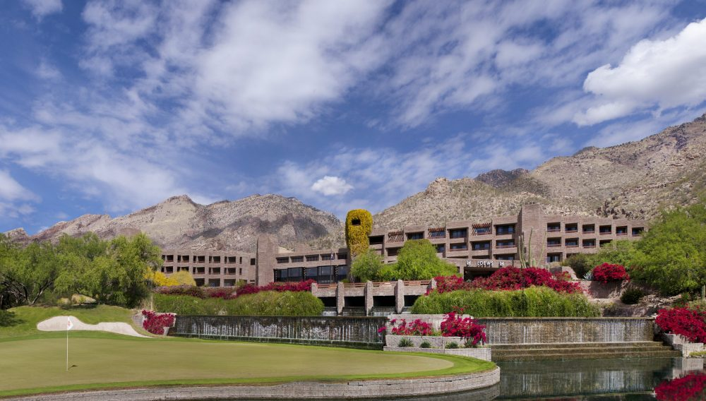 Loews Ventana Canyon Resort Tucson Arizona Luxury Hotels