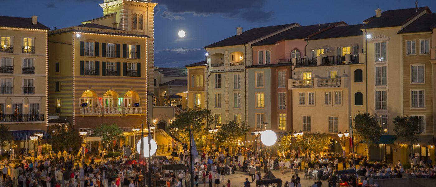 orlando luxury resorts loews portofino bay at universal