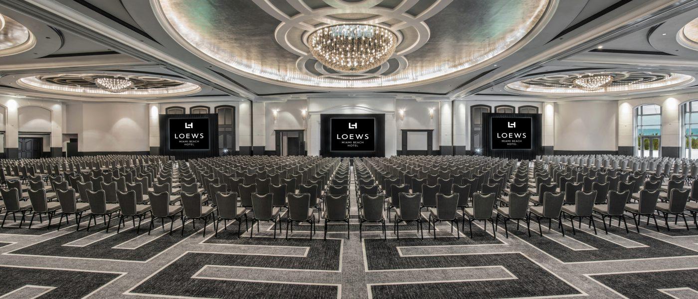 miami beach event venues loews south beach hotel miami