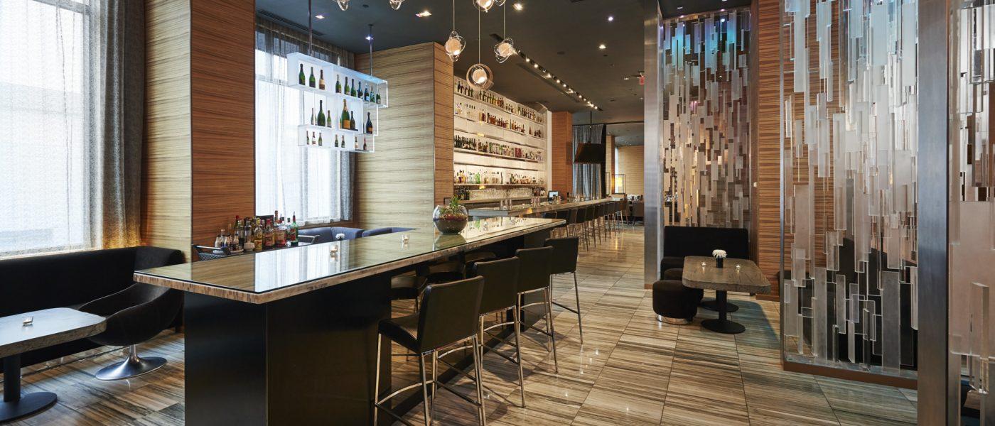 Do Loews Hotels offer 24-hour fine dining?