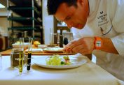 Executive Chef Oliver Gaupin