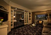 Grand Executive Suite at Night
