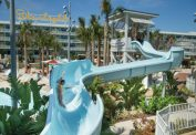 Dive Tower Water Slide