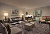 Park Avenue Suite Living Area
