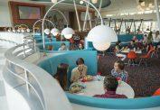 Bayliner Diner Seating