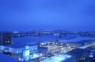 Aerial View | Bridge | | Loews New Orleans Hotel