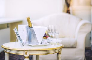 Champagne Amenity