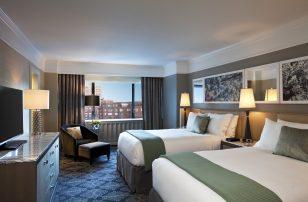 Luxury 2 Double Room | Loews Regency New York Hotel