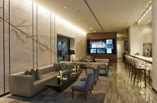 Apothecary Bar & Lounge | Entrance | Loews Minneapolis Hotel