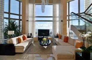 Presidential Ocean Front Balcony Suite | Loews Miami Beach Hotel