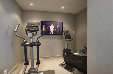 Performer Suite Fitness Area