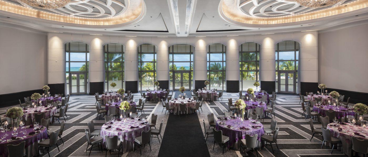 miami beach wedding venues loews miami hotels miami