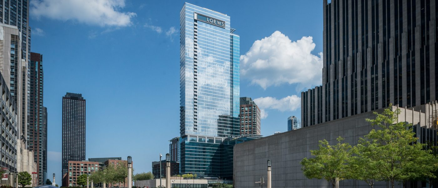 Loews Chicago Downtown Hotel: Luxury Hotel In Downtown Chicago
