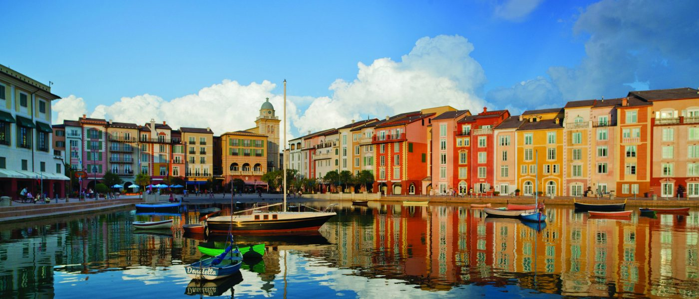 orlando luxury resorts | loews portofino bay at universal studios