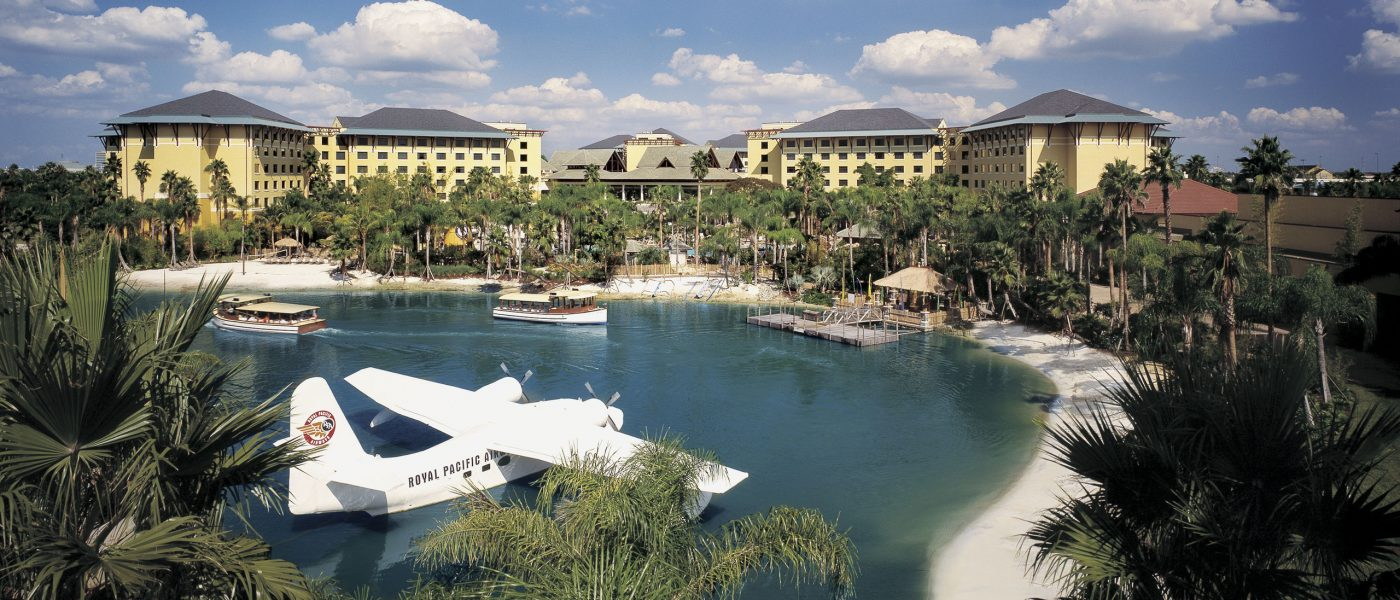 orlando luxury resorts | loews royal pacific resort