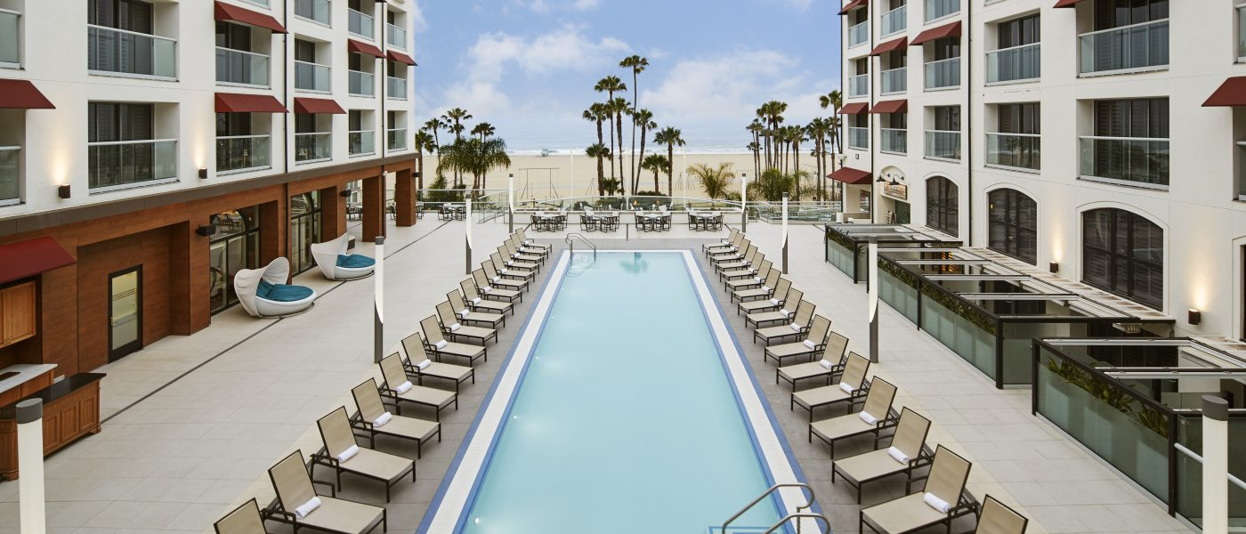 Loews Santa Monica Hotel Spa