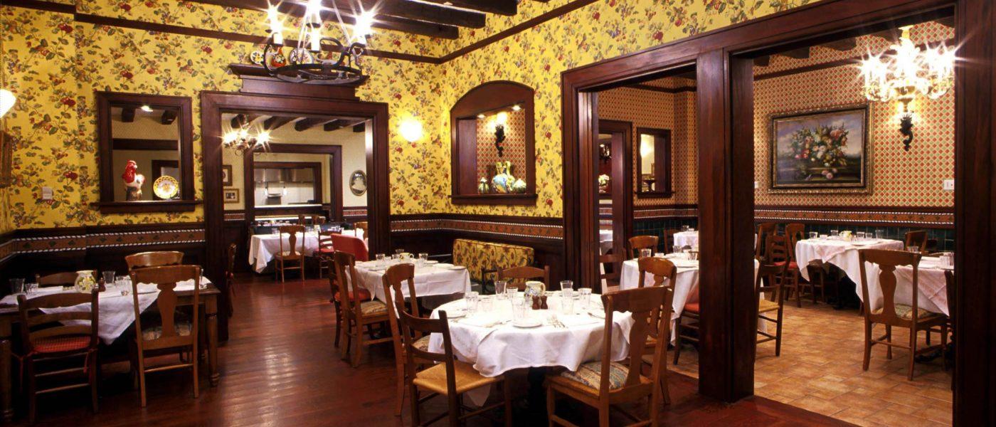 Restaurants in orlando loews portofino bay hotel for Best private dining rooms orlando
