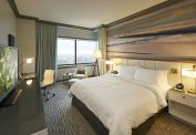 Skybox Suite Bedroom