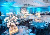 Wedding Tables in the Hollywood Ballroom
