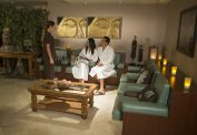 Mandara Spa Waiting Room