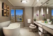 Golden City Terrace Suite Bathroom