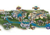 Universal Orlando Destination Map