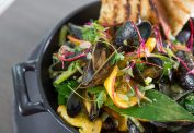 Mussels at Streeterville Social