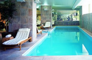 Indoor Pool | Loews New Orleans Hotel