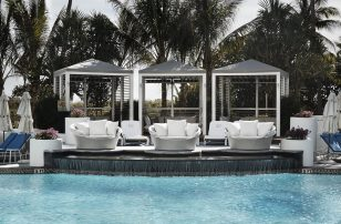 Adult Cabanas | Loews Miami Beach Hotel