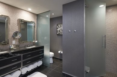 Performer Suite Bathroom